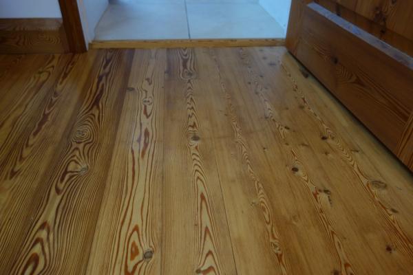 Scottish Larch Floor