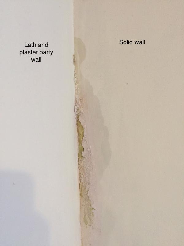 Help With Party Wall