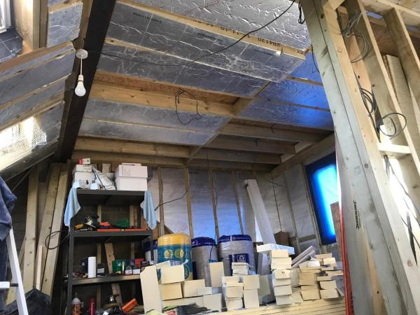 No Ventilation In Dormer Cold Roof Loft Conversion